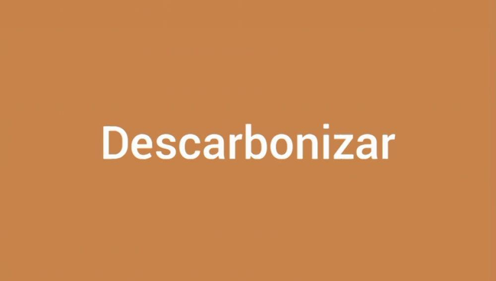 'Descarbonizar', 'Micromachismo', VAR, 'Dataísmo' y 'Mena', candidatas a palabra del 2018