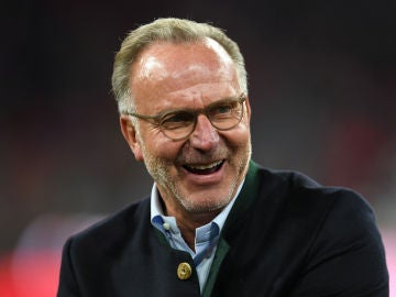 Rummenigge, presidente de la junta directiva del Bayern