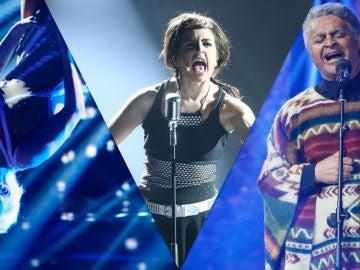 Emociónate con las actuaciones más conmovedoras de 'Tu cara me suena'