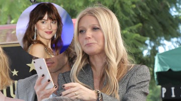 Gwyneth Paltrow y Dakota Johnson