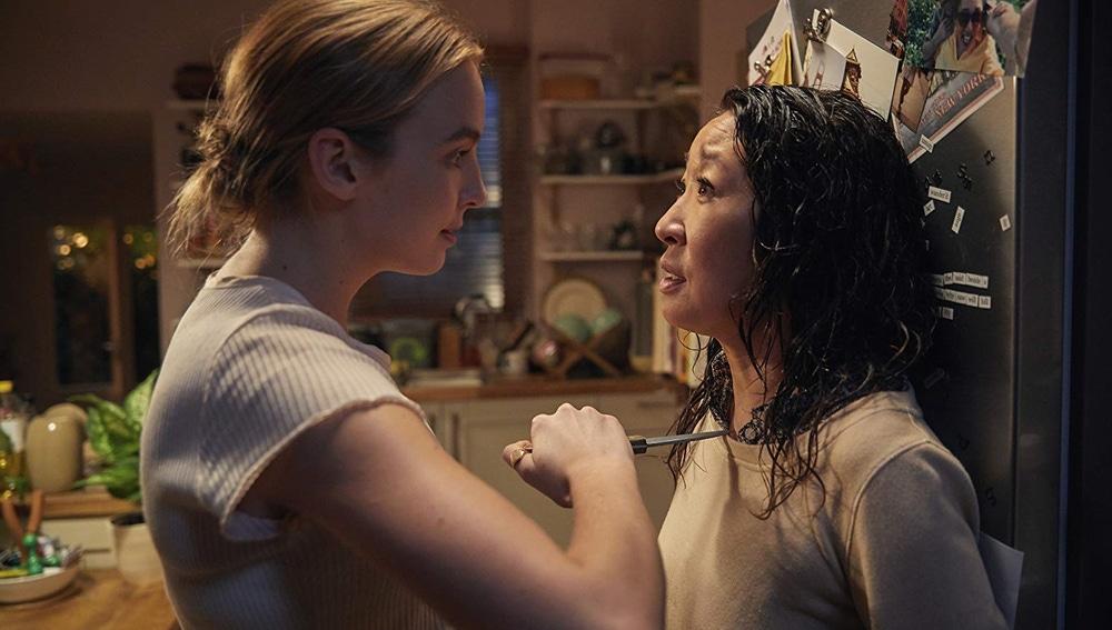 Jodie Comer y Sandra Oh, protagonistas de 'Killing Eve'