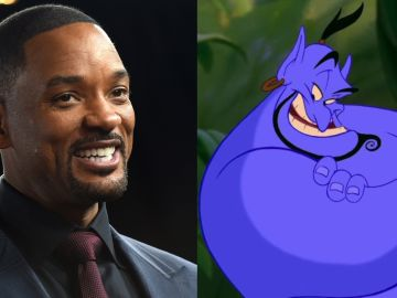 Will Smith y el Genio de la Lámpara