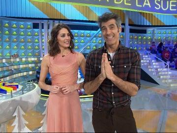 Jorge Fernández mide el grado de 'buenismo' de los concursantes