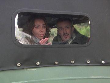 La última promesa de Emilia y Alfonso a su familia
