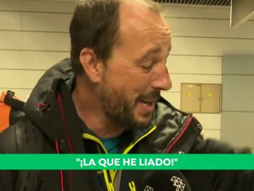 """El 'hombre de las nieves' vuelve a España: """"En ningún momento tuve miedo a morir"""""""