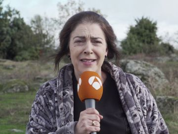 Los sentimientos encontrados de Francisca Montenegro en el rescate