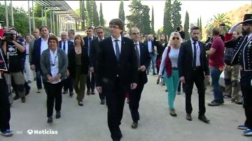 El Tribunal de Cuentas acusa a Puigdemont del desvío de unos 8 millones de euros para financiar el refereréndum ilegal del 1-O