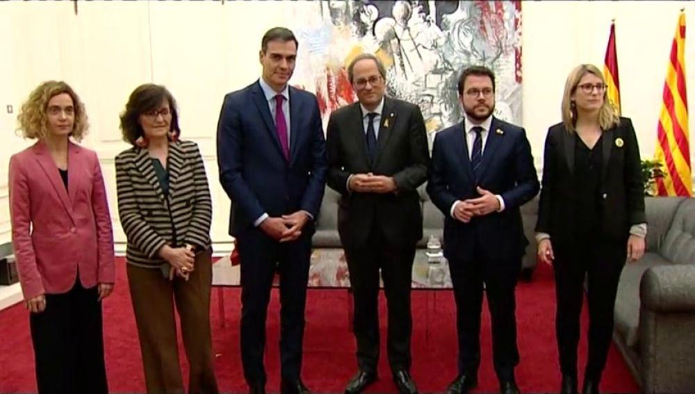 Reunión Sánchez-Torra: un comunicado, dos interpretaciones