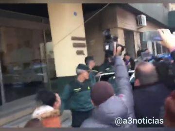 Bernardo Montoya, presunto asesino de Laura Luelmo, pasa a disposición judicial