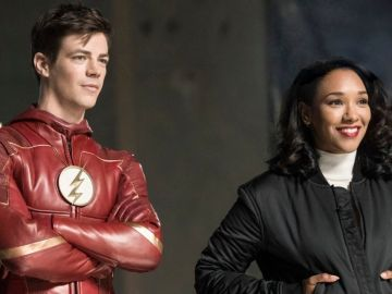Grant Gustin, protagonista de 'The Flash'