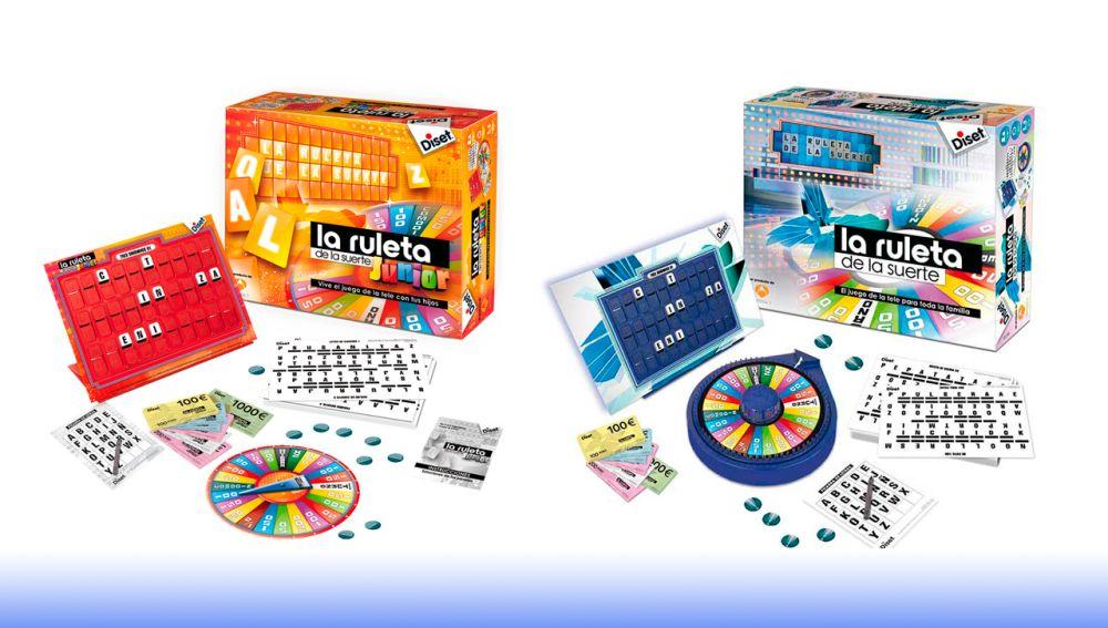 Participa en nuestro concurso y consigue uno de los cinco juegos de 'La ruleta de la suerte'