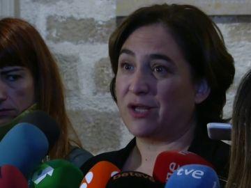 """Colau, tras la reunión con Pedro Sánchez: """"Hemos reafirmado la voluntad de diálogo y acuerdos por la ciudadanía"""""""