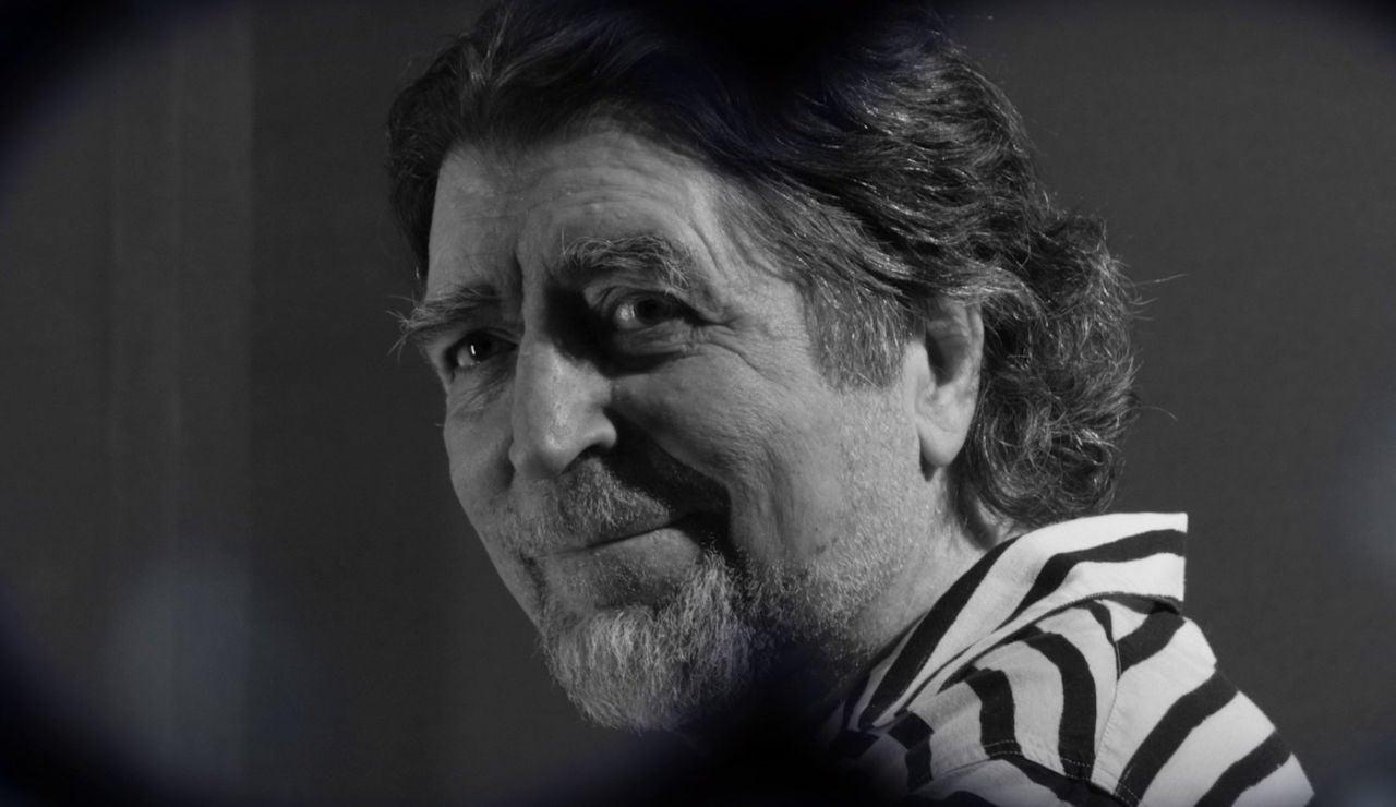 Joaquín Sabina en el videoclip de 'Tiempo después'
