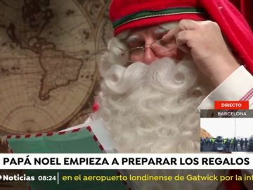 Papa Noel cartas