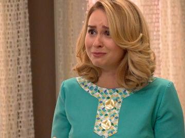 """Luisita, destrozada tras su beso con Amelia: """"Es antinatural"""""""