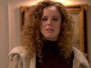 Natalia se presenta ebria y entre lágrimas en la cena de Nochebuena de los de La Vega