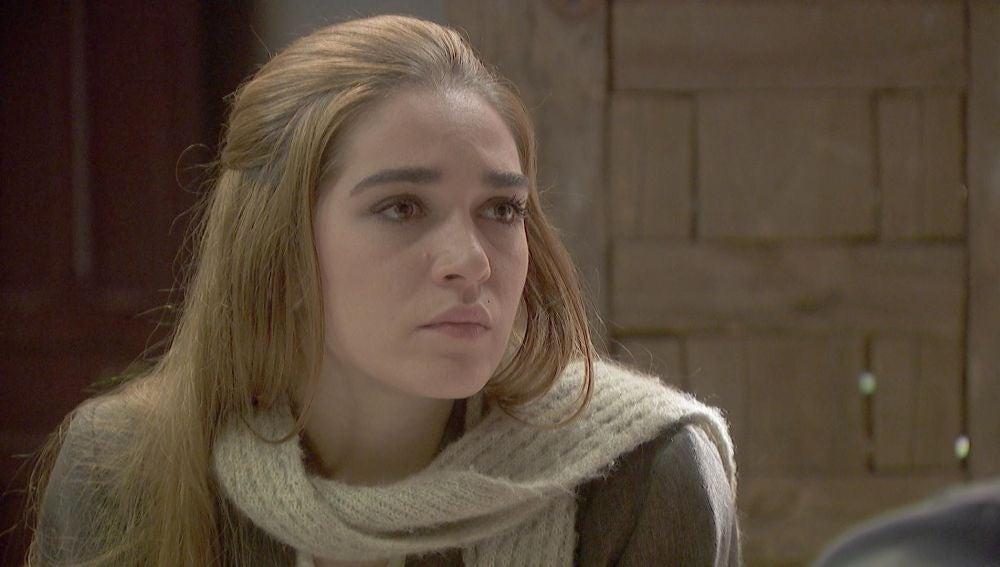 """Julieta, a Consuelo: """"Creo que me están observando"""""""