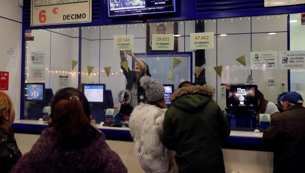 Administración de Lotería de Doña Manolita