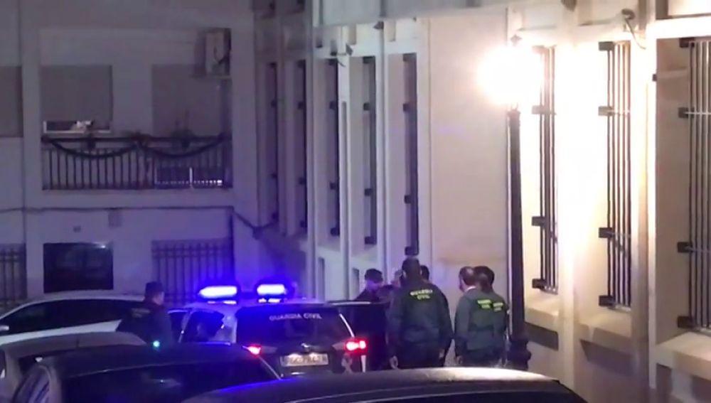 Prisión provisional, comunicada y sin fianza para Bernardo Montoya, el autor confeso de la muerte de Laura Luelmo