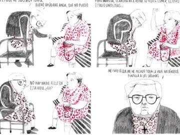 Ana Penyas, primera mujer en ganar el Premio Nacional de Cómic con 'Estamos todas bien'
