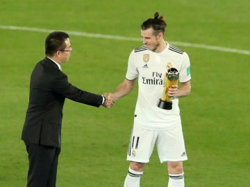 Gareth Bale, Balón de Oro del Mundial de Clubes