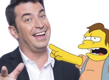 Vota por el peor chiste de Arturo Valls en '¡Ahora Caigo!' en 2018