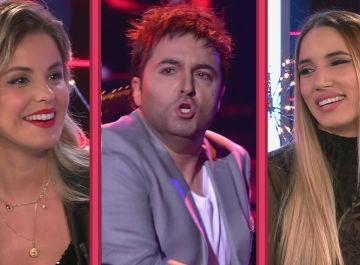 Marta Torné, Raúl Pérez e India Martínez, invitados del Concierto de AÑo Nuevo de 'Tu cara me suena'