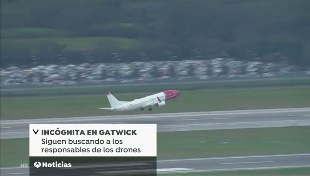Sin resolver la incógnita de los drones de Gatwick, los dos sospechosos detenidos han quedado en libertad sin cargos