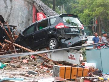 Consecuencias del gran tsunami de Indonesia