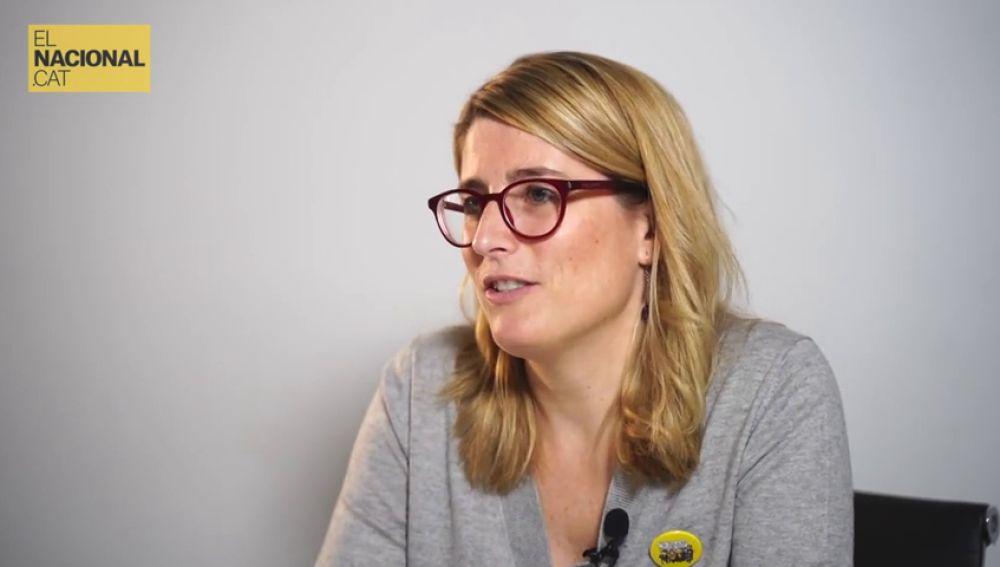 """Elsa Artadi, sobre la situación en Cataluña: """"Sánchez tiene que decidir si manda él o sigue siendo un títere"""""""