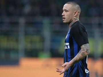 Nainggolan, con el Inter