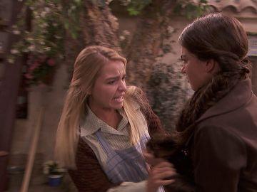 "Antolina se enfrenta a Elsa: ""Asesina"""