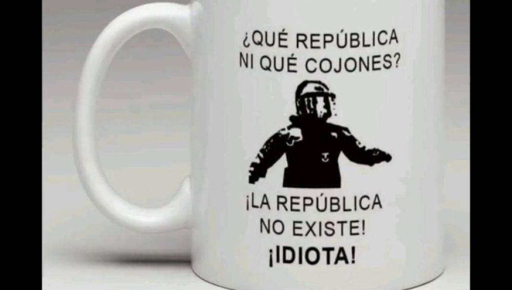 """""""La república no existe, idiota"""", se ha convertido en meme"""