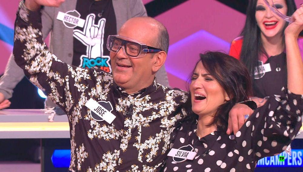 Especial famosos en ¡Boom! con Corbacho, Silvia Abril, Alaska y Mario Vaquerizo