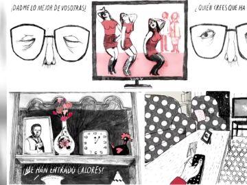 Ana Penyas, primera mujer que gana el Premio Nacional de Cómic