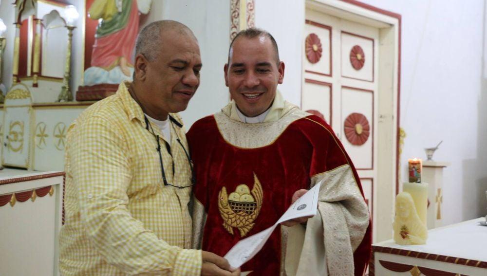Miguel Ángel Ibarra, el falso sacerdote