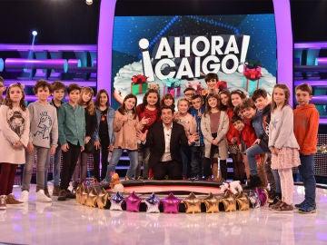 Ahora caigo - Programa 1634: Especial Niños (24-12-18)