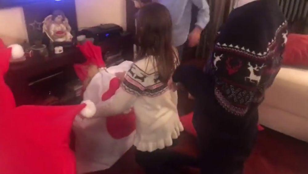 Papá Noel ha llegado: día de regalos e ilusión para los más pequeños