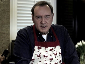 Kevin Spacey vuelve a ser Frank Underwood en 'House of Cards' para defenderse de las acusaciones de abuso sexual