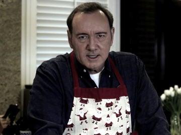 Kevin Spacey vuelve a ser Frank Underwood en 'House of Cards' para defenderse de las acusaciones de abuso sexual
