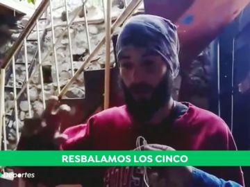 """Hablamos en exclusiva con el único superviviente en los Andes peruanos: """"Nosotros mismos generamos la avalancha"""""""