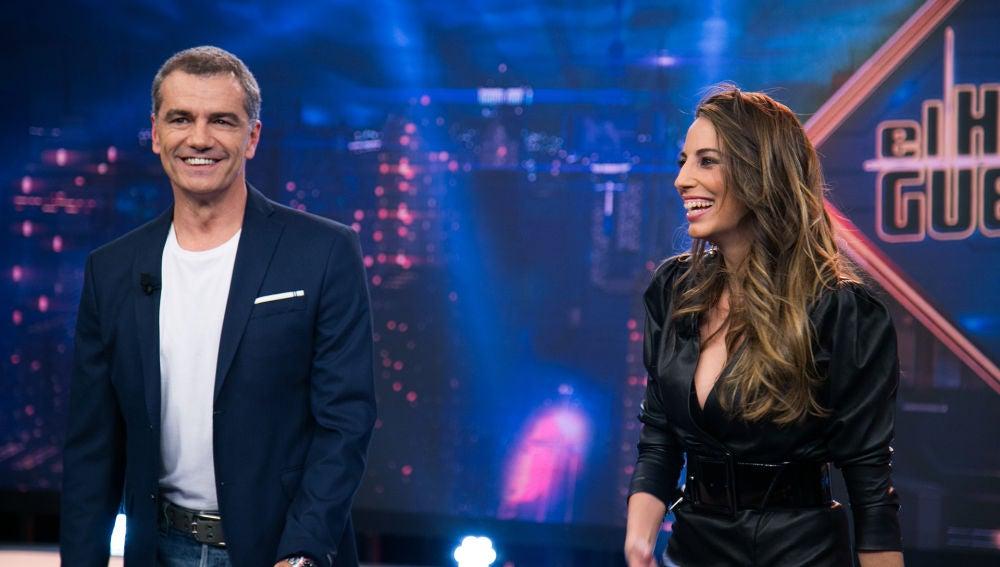 Revive la entrevista completa de Toni Cantó y Almudena Cid en 'El Hormiguero 3.0'