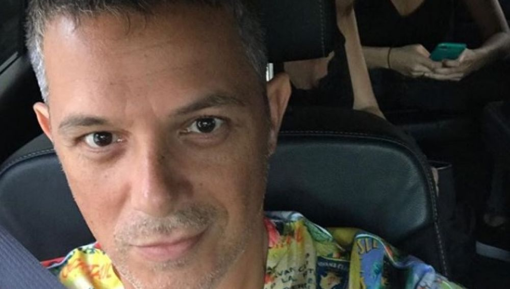 Alejandro Sanz en Instagram