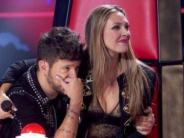 VIDEO: La gran frustración de Pablo López tras no girarse por su amiga Noelia Cano