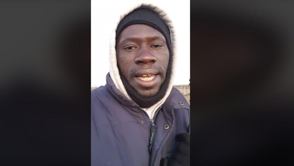 Serigne Mamadou.