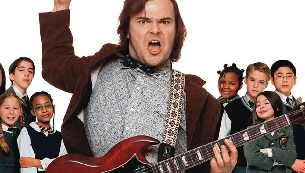 El reparto de 'School of Rock'