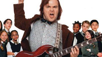 El reparto de 'School of Rock'