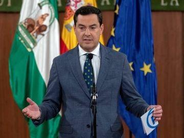 Imagen de archivo de Juanma Moreno