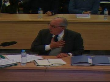 Rato: Rajoy me echó de Bankia. Fue una intervención política