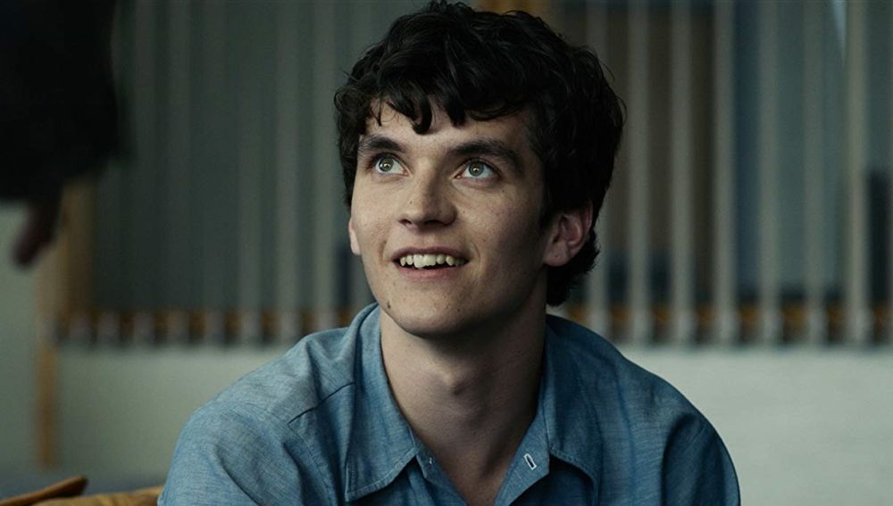 Fionn Whitehead en 'Black Mirror: Bandersnatch'